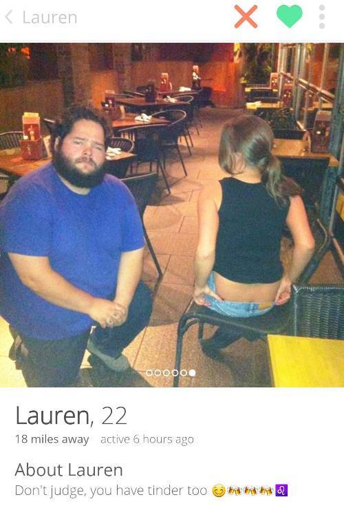 Funny Tinder Profiles Tramp Stamp