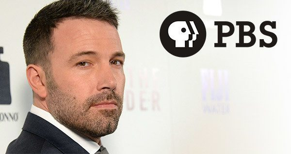Nation Asks PBS To Hide History Of Ben Affleck Movies