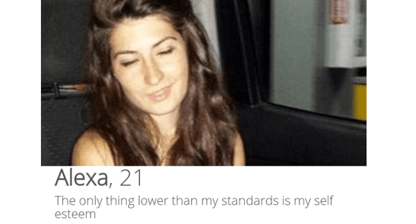 Funny sayings for dating profiles