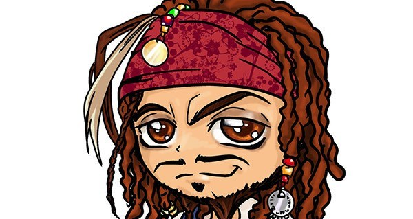 Jack Sparrow Fan Art