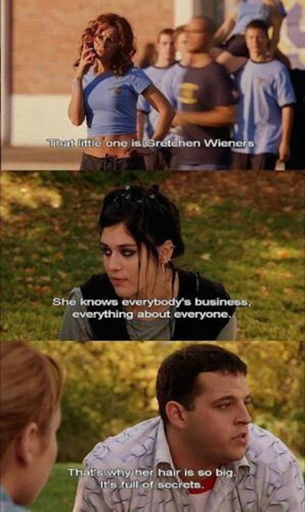 Mean Girls Quotes Gretchen Wieners