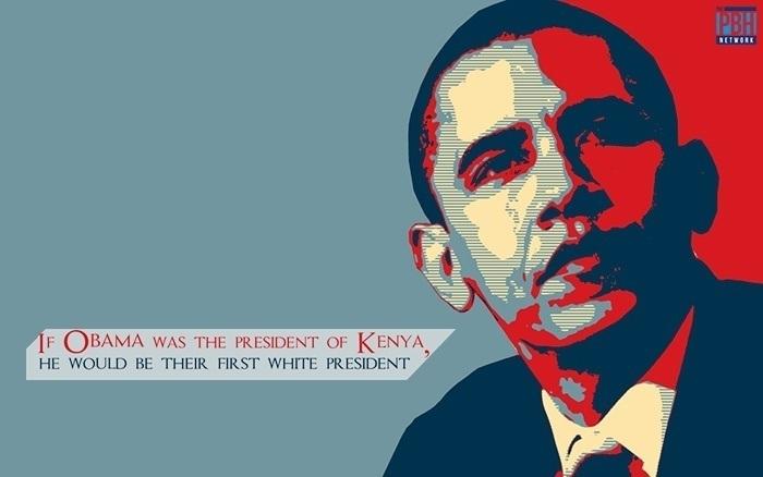 Obama President Of Kenya