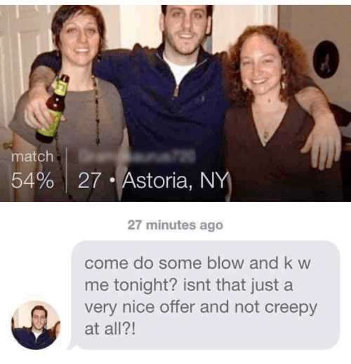 OKCupid Not Creepy At All