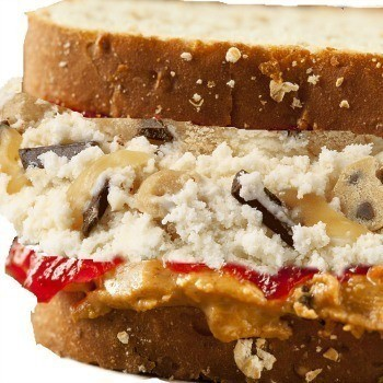 PBJ Ice Cream Sandwich