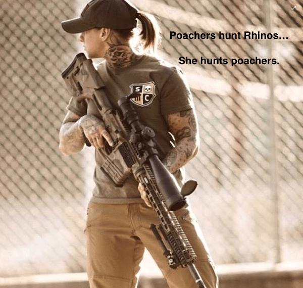 Poacher Hunter