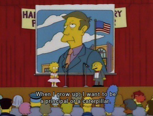 Ralph Wiggum Quotes When He Grows Up