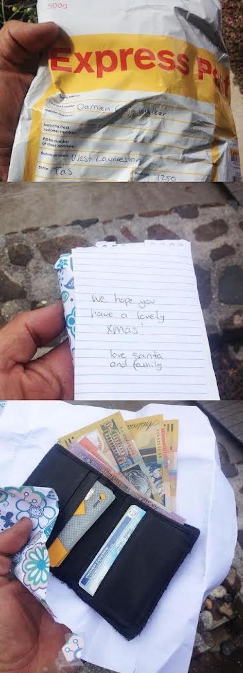 Returned Wallet
