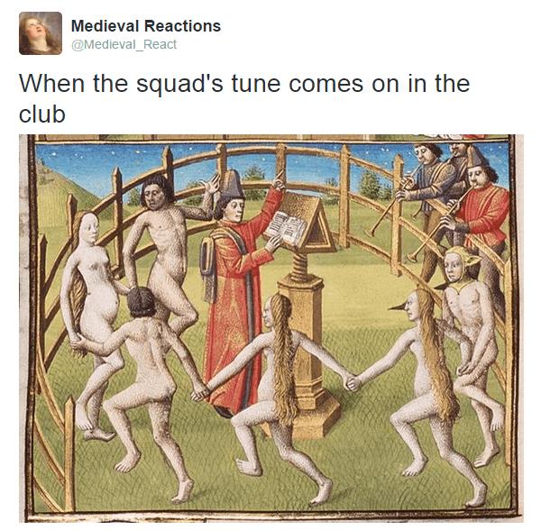 Squads Tune