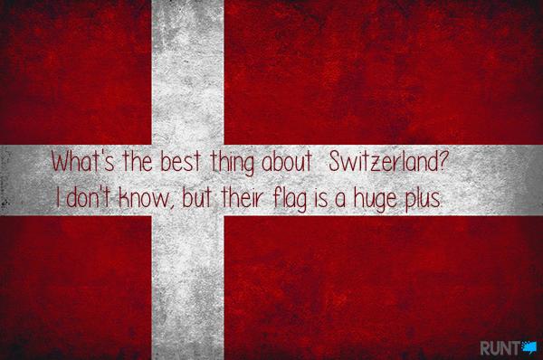 Switzerland Joke