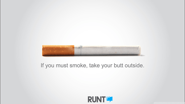 Take Your Butt Outside