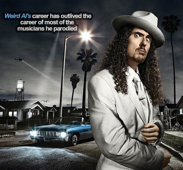 Weird Al Shower Thoughts