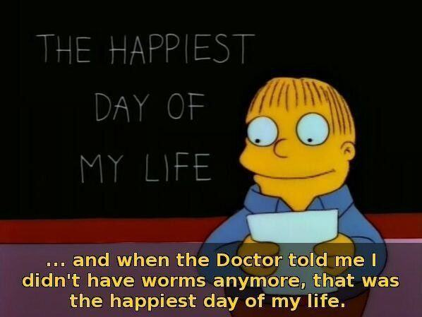 Funny Ralph Wiggum Quotes