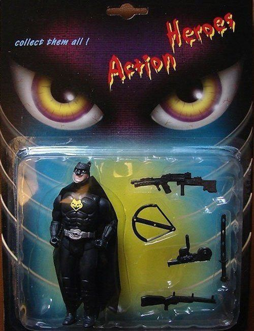 Action Heroes Bootleg Toys