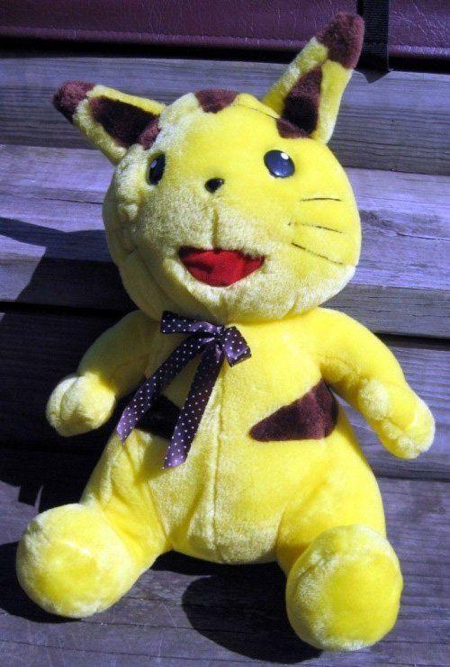 Bad Pikachu