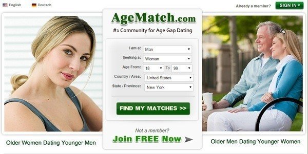 Dating sites all ages
