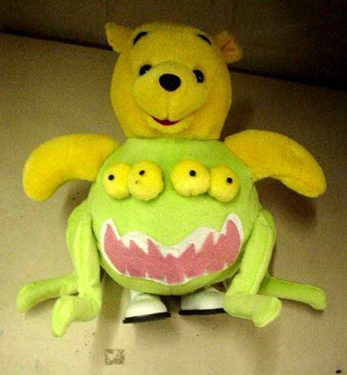 Bootleg Toys Nightmare Winnie
