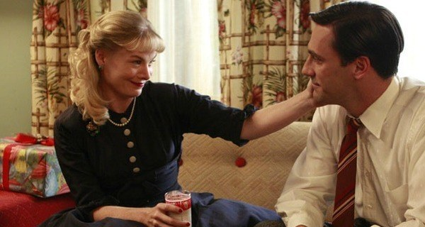 Don Cheats On Betty With Anna Draper