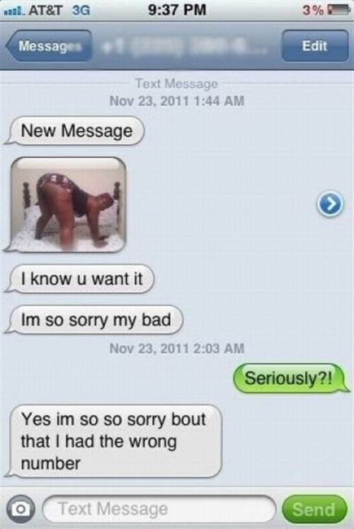 Epic Sext Fails