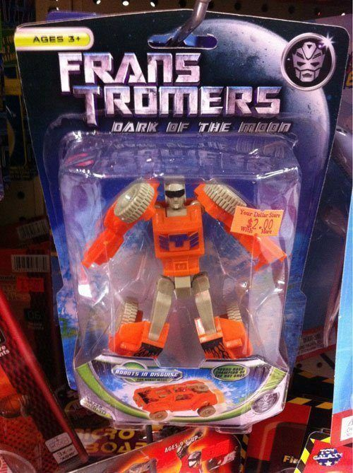 Franstromers Ripoff Toys