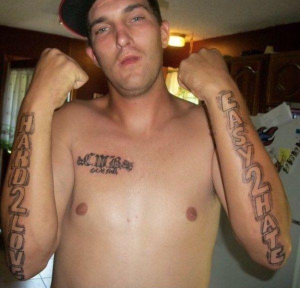 Funny Tattoo Fails