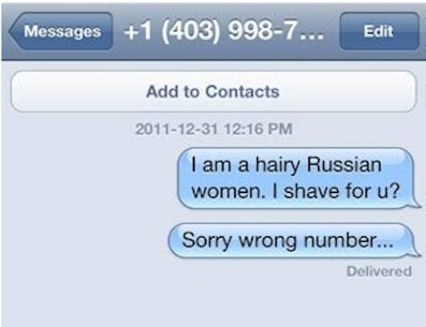 Hairy Russian Woman