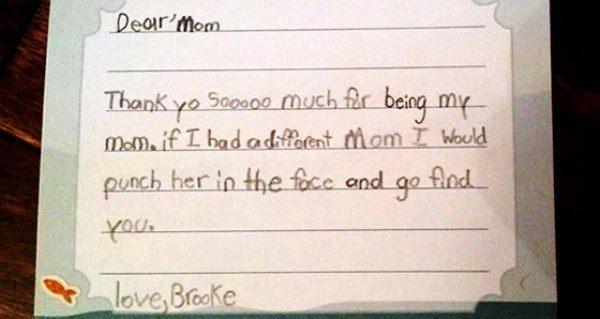Hilarious Kids Notes