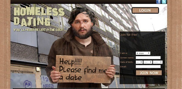 Homeless Dating