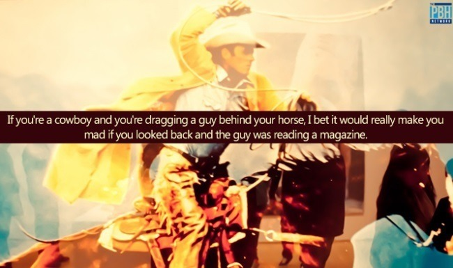 If You Are A Cowboy