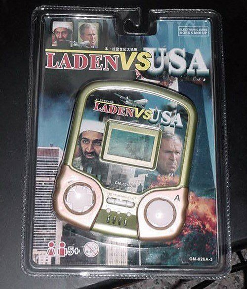 Bin Laden Versus The USA