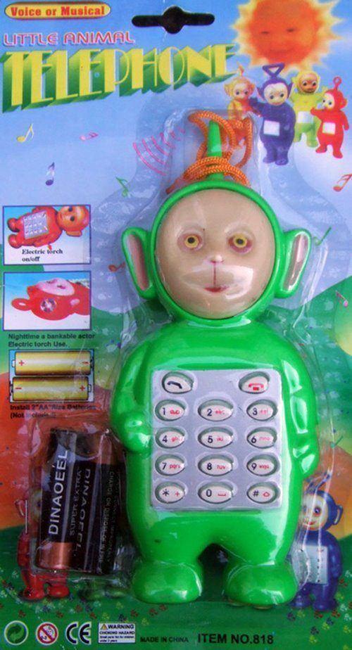 Little Animal Telephone