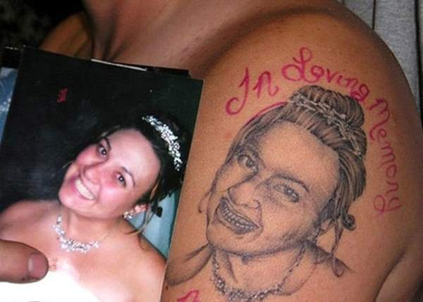 Loving Memory Tattoo Fails