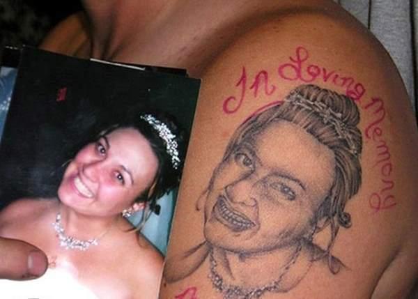 Loving Memory Tattoo Fails