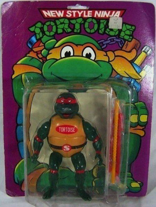 Ninja Tortoise
