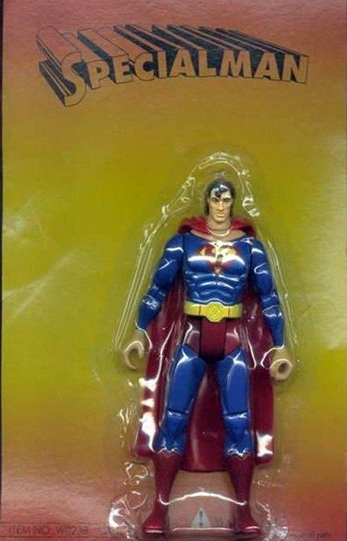 Ripoff Toys Specialman