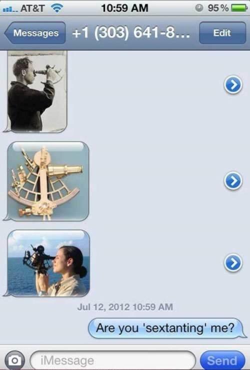 Sext Fails Texts