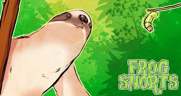 Sloth High Fives Featured