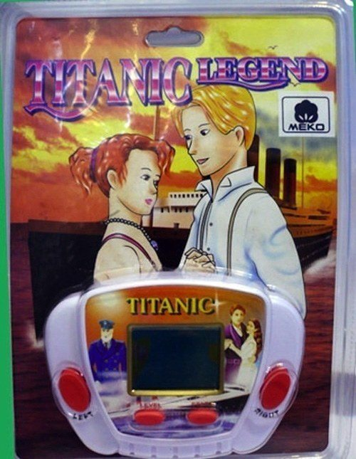 Titanic Legend