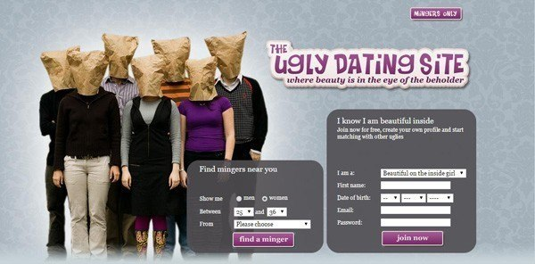 ugly men online dating Online dating is one ugly scene, according to new stats released by a web site for beautiful people.