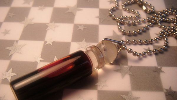 Vial Of Blood
