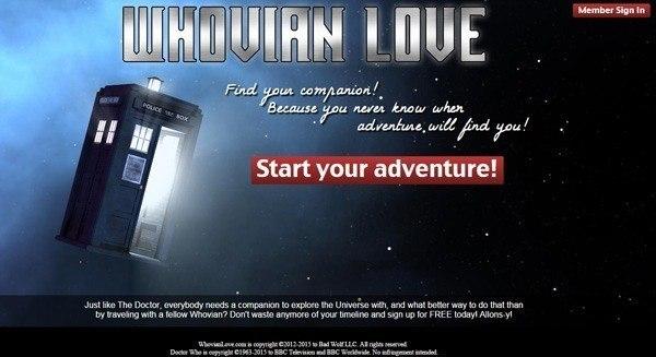 Whovian Love