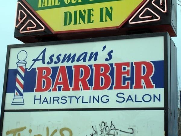 Assman Barbers