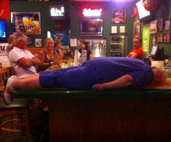 Bar Plank