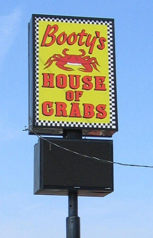 Bootys House of Crabs