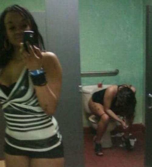 Drunk Selfie