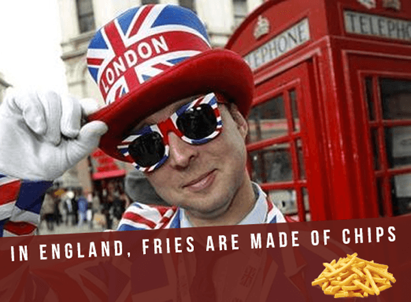 Facts About Fries