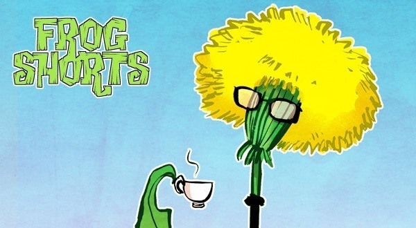 Frog Shorts: Life Cycle Of The Dandelion