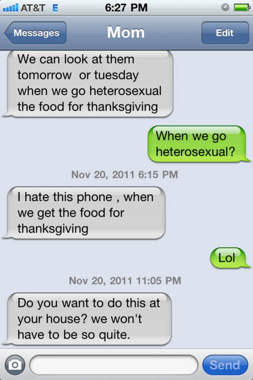 Go Heterosexual
