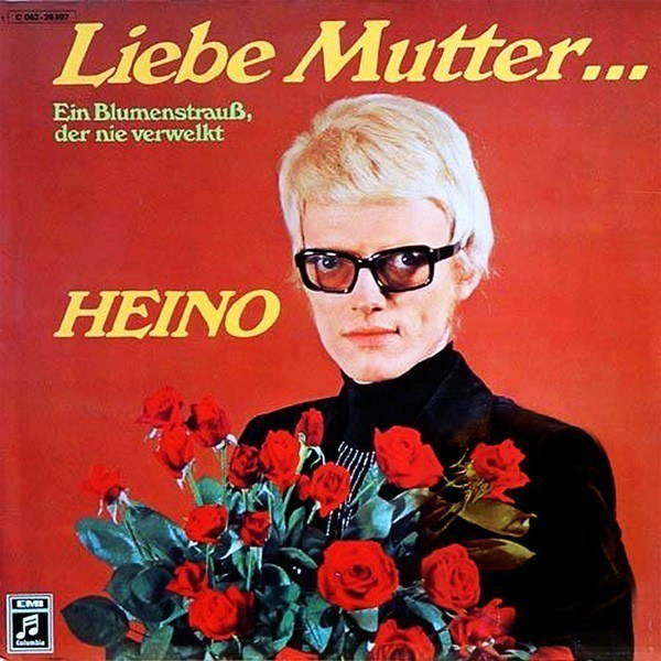 Heino Bad Album Covers