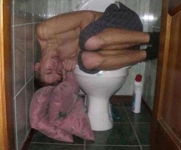 Hilarious Drunk Pictures