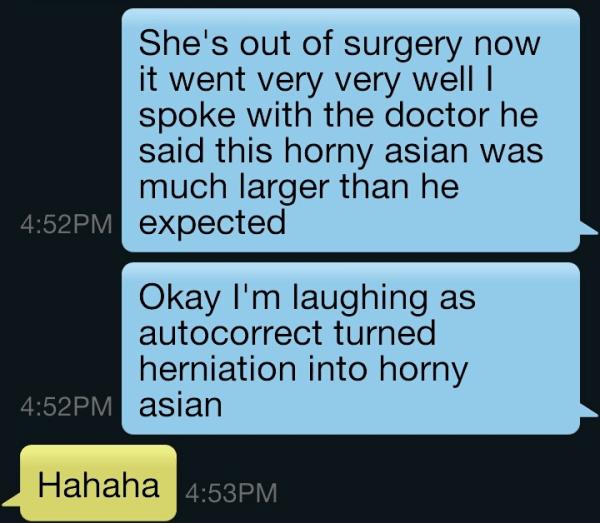 Horny Asian Doctor